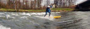 SUP Surfen in Fahrweid